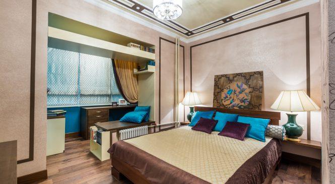 Переделываем спальню в гостиную