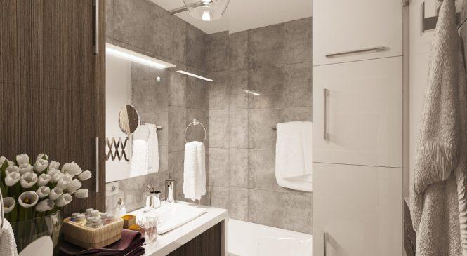 Оснащения ванной комнаты