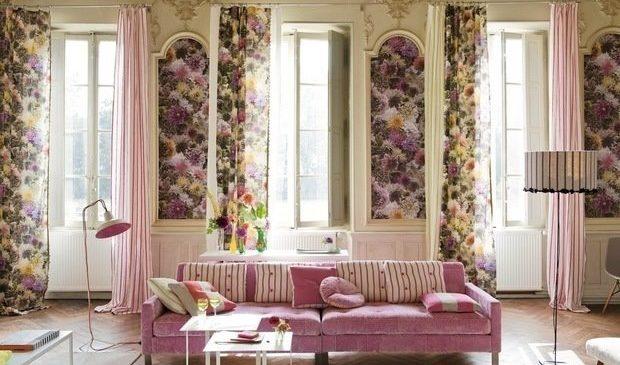 Оригинальные шторы для любого интерьера