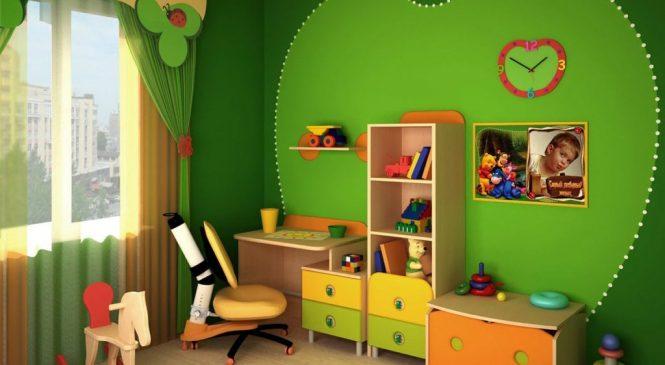 Создаём уют для ребёнка: детская комната