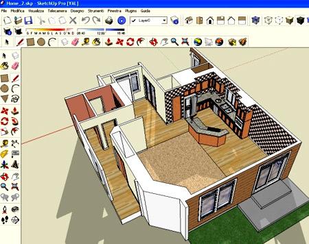 Трехмерное проектирование жилых домов в 3D формате