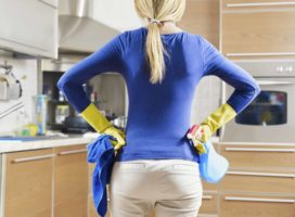 Особенности услуг по уборке квартир