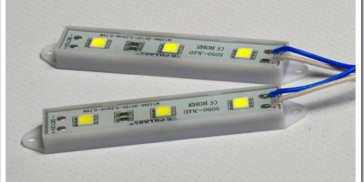 Преимущества светодиодных модулей