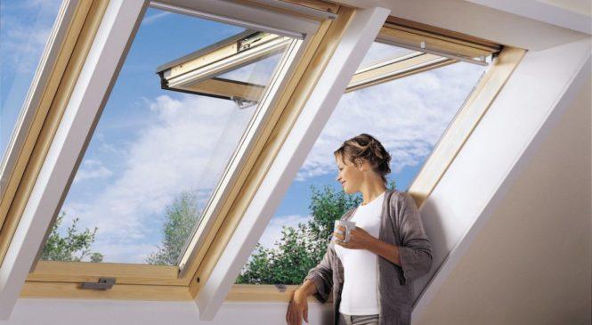 Конструктивные особенности мансардного окна