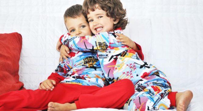 Сон в безопасности с пижамами для мальчиков от магазина olioli.com.ua