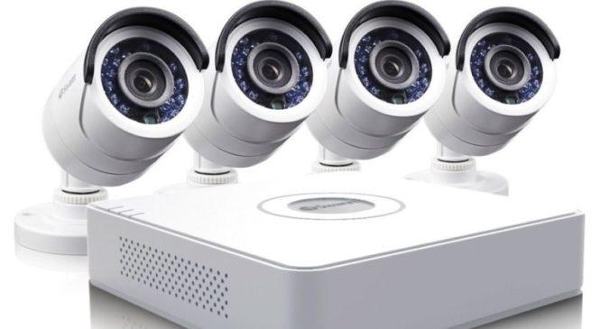 Продажа комплектов систем для видеонаблюдения в Челябинске