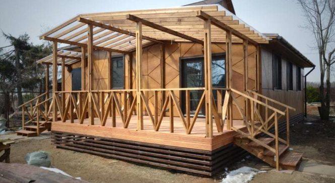Реконструкция дачного дома: этапы