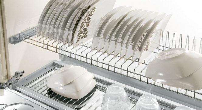 Сушки для посуды по приемлемым ценам от компании plastic-shop.in.ua
