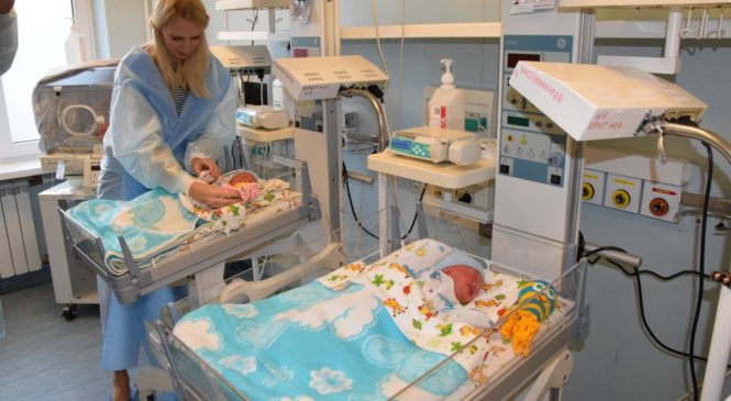 Как защитить от пожара перинатальный центр и родильный дом