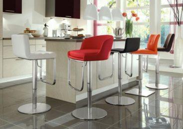 Барные стулья: особенности выбора
