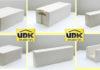 Что представляет собой газобетон UDK?