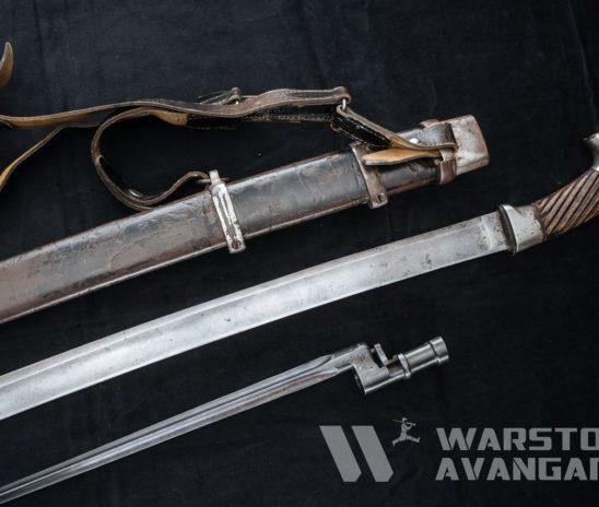 Популярные модели холодного оружия СССР