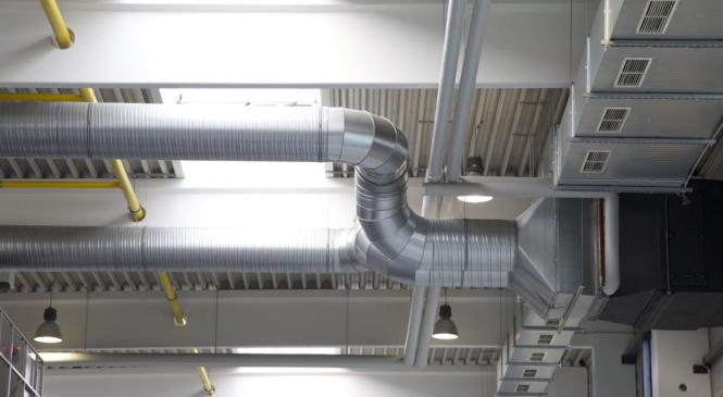 Системы вентиляции воздуха в помещении: необходимость установки, виды и особенности